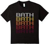 Women's Bath, PA Vintage Style Pennsylvania T-shirt Small