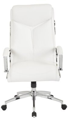 Executive Chair Office Star Products Color: White