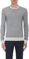 Theory Men's Danen Sweater-GREY