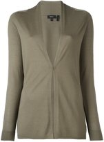 Theory V-neck cardigan - women - Merino - S