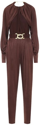 Dodo Bar Or Stretch-jersey jumpsuit