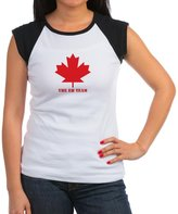 CafePress - The Eh Team - Women's Cap Sleeve T-Shirt