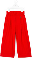 Simonetta flared trousers