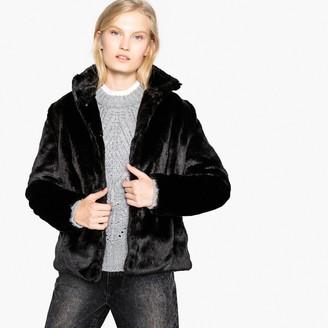 La Redoute Collections Faux Fur Coat