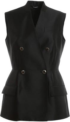 Givenchy Sleeveless Jacket