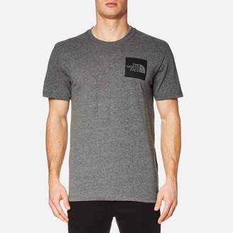 The North Face Men's Fine Short Sleeve T-Shirt