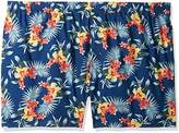 Tommy Bahama Men's Bering Blue Floral Woven Boxer-Big