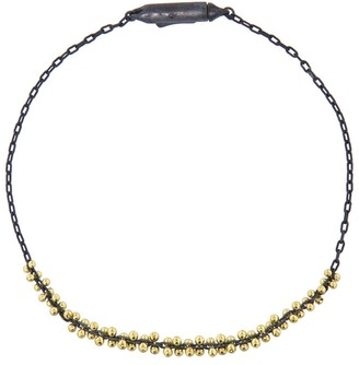 Ten Thousand Things Gold Beaded Cluster Fine Chain