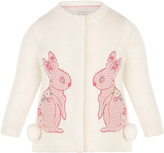 Monsoon Baby Pippa Bunny Knit Cardigan