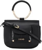 Liu Jo faux-leather tote bag