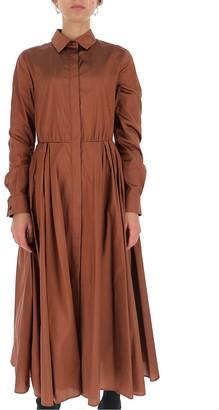 Max Mara Shirt Maxi Dress