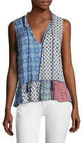 Plenty by Tracy Reese Romantic Printed Top