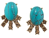Carolee Stone Stud Earrings - 100% Exclusive