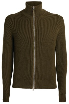 Tom Ford Cashmere Zip-Up Sweater