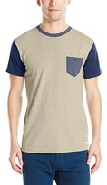 Quiksilver Men's Baysick Pocket T-Shirt