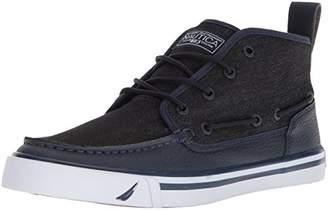 Nautica Men's DEL MAR MID Sneaker
