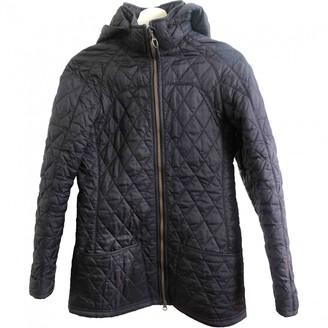 Barbour Navy Coat for Women