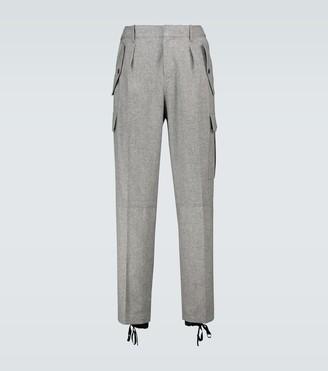 J.W.Anderson Double hem cargo pants