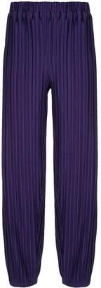 Bambah Pleated Harem-Style Trousers