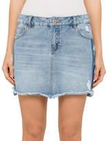 R & E RE: Step Hem Skirt
