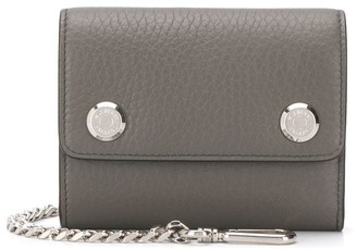 Mulberry Chain-Detail Wallet