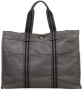 Hermes Grey Handbag