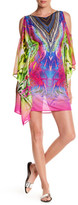 Luli Fama Clandestina Cold Shoulder Dress