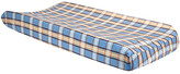 Trend Lab Cowboy Baby Plaid Changing Pad Cover