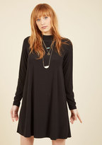 Justified Blitheness Shift Dress in XS