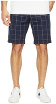 Lacoste Windowpane Check Bermuda Shorts Men's Shorts