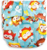 Bumkins Snap-In-One Cloth Diaper in Owl