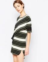 Harlyn Drawstring Dress