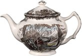 Johnson Bros. Friendly Village 40-Oz. Teapot