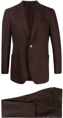 Bagnoli Sartoria Napoli Fitted Two-Piece Suit