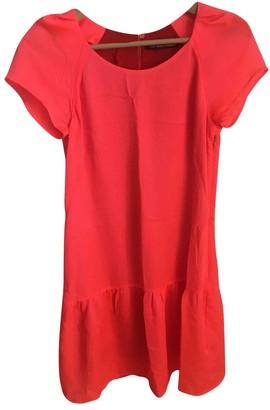 Comptoir des Cotonniers Orange Dress for Women
