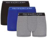Polo Ralph Lauren Classic Logo Trunks (three-pack)