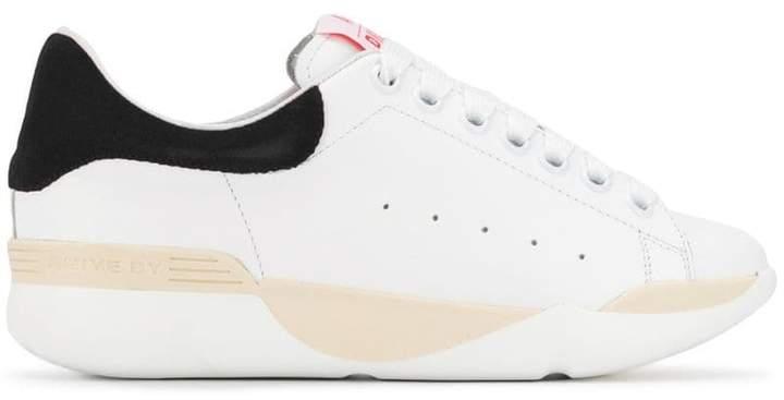 Aniye By panelled wedge sneakers