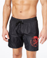 Diesel Men's BMBX Wave-E Tropical-Print Swim Shorts