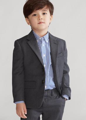 Ralph Lauren Polo Lightweight Wool Suit