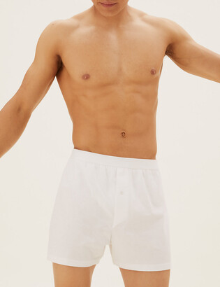 Marks and Spencer 5 Pack Cotton Cool & Fresh Jersey Boxers