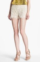 Thumbnail for your product : Joie 'Denita' Lace Shorts