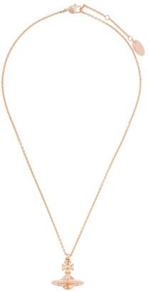 Vivienne Westwood logo-pendant necklace