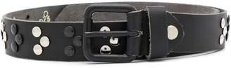Paolo Pecora Kids stud-embellished belt