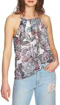1 STATE 1.STATE Print Halter Style Tank