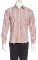 Steven Alan Striped Woven Shirt
