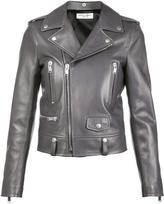 Saint Laurent classic leather biker jacket
