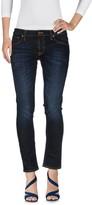 Nudie Jeans Denim pants - Item 42604965
