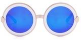 Karen Walker Peek-A-Boo Sunglasses