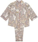 Safari Pyjamas in Rhino Grey