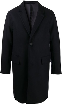 Officine Generale Classic Single Breasted Coat